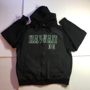 University of Hawaii Full Zip Sweatshirt Jacket